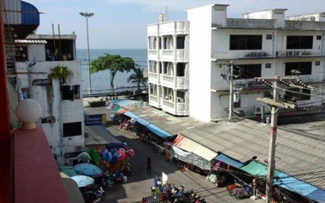 Отель Moonshine Place балкон