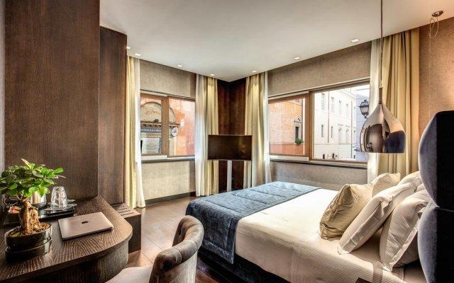 Отель Prassede Palace Hotel Италия, Рим - отзывы, цены и фото номеров - забронировать отель Prassede Palace Hotel онлайн комната для гостей