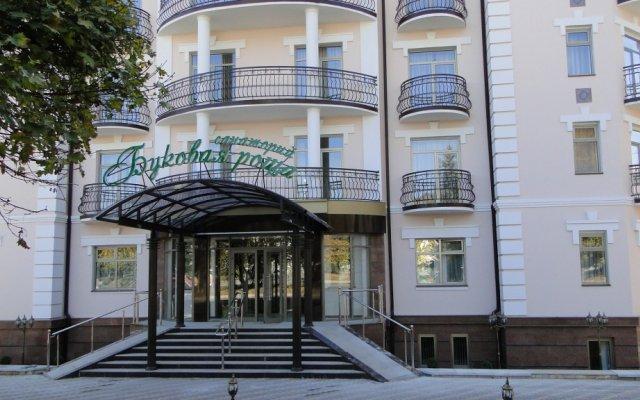 Гостиница Буковая роща в Железноводске отзывы, цены и фото номеров - забронировать гостиницу Буковая роща онлайн Железноводск вид на фасад