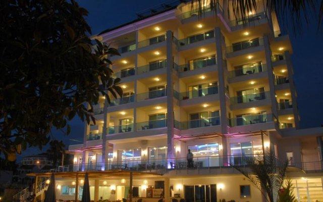 Venessa Beach Hotel Турция, Аланья - отзывы, цены и фото номеров - забронировать отель Venessa Beach Hotel онлайн вид на фасад