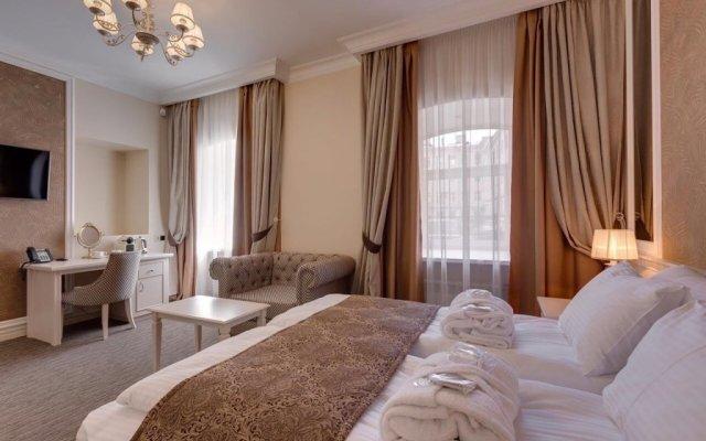 Отель Anastasia Санкт-Петербург комната для гостей