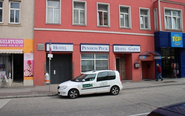 Отель Pension Peck Вена городской автобус
