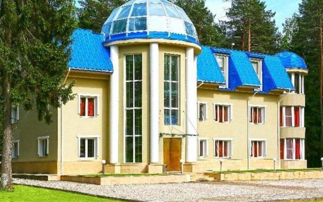 Art Hotel Karaskovo вид на фасад