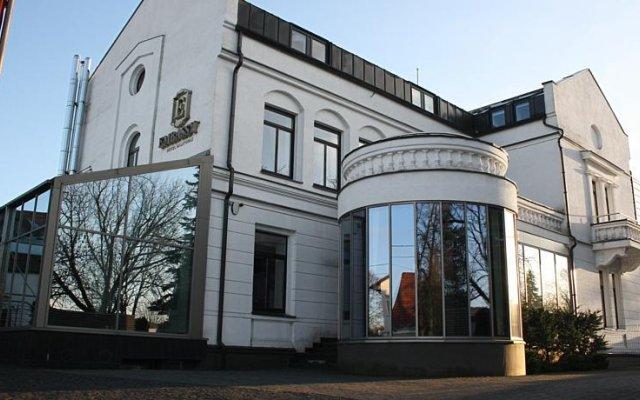 Отель Embassy Hotel Balatonas Литва, Вильнюс - отзывы, цены и фото номеров - забронировать отель Embassy Hotel Balatonas онлайн вид на фасад