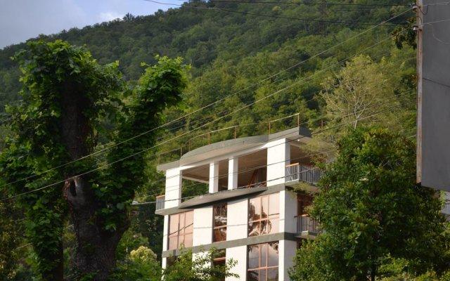 Отель Пальма вид на фасад