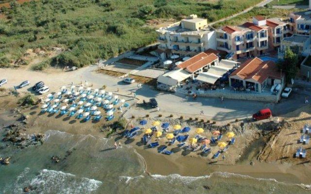 Отель Fereniki Resort & Spa пляж