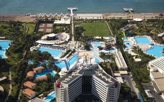Отель Titanic Beach Lara - All Inclusive пляж