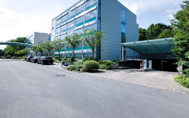 Отель Gastehaus Im Rptc Мюнхен парковка