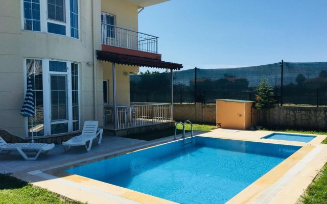 Villa Belek Antalya Турция, Белек - отзывы, цены и фото номеров - забронировать отель Villa Belek Antalya онлайн бассейн