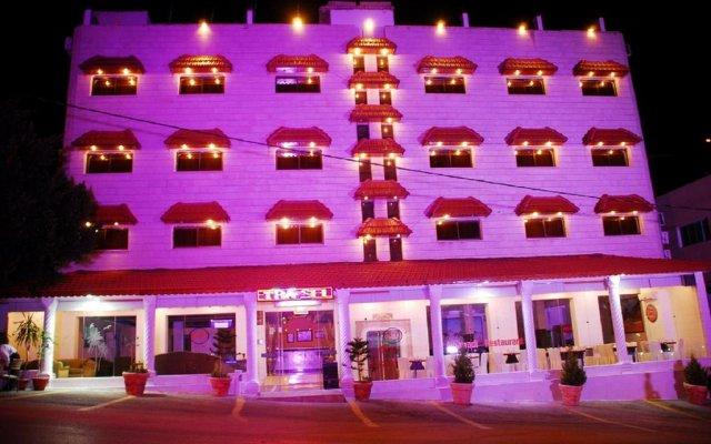 Отель Sella Hotel Иордания, Вади-Муса - отзывы, цены и фото номеров - забронировать отель Sella Hotel онлайн вид на фасад