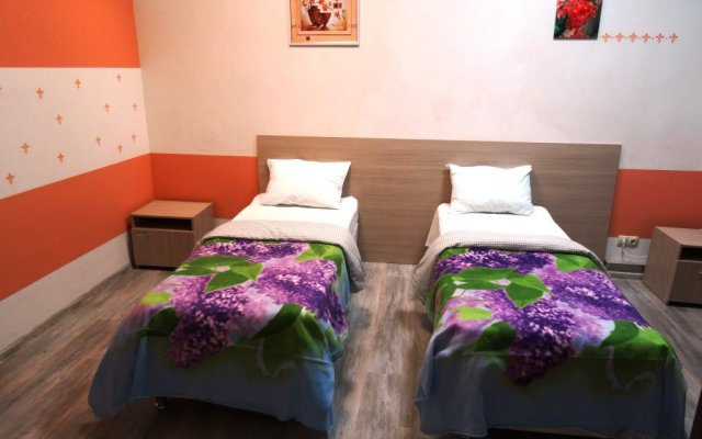 Мини-отель Кубань Восток комната для гостей