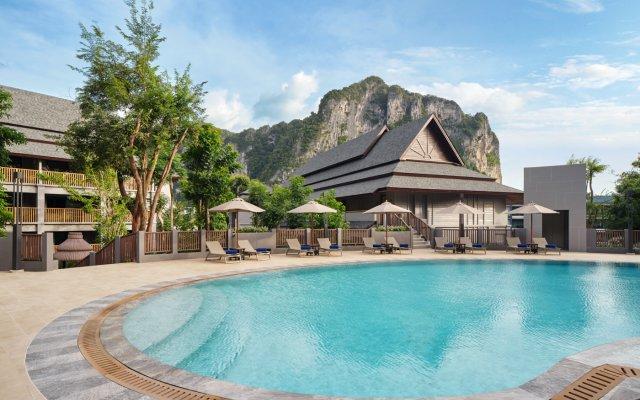 Отель Vogue Resort & Spa Ao Nang бассейн