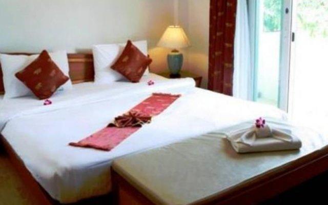 Отель Krabi Tropical Beach Resort комната для гостей