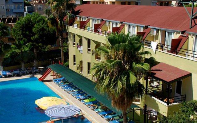 Angora Hotel Турция, Сиде - отзывы, цены и фото номеров - забронировать отель Angora Hotel онлайн бассейн