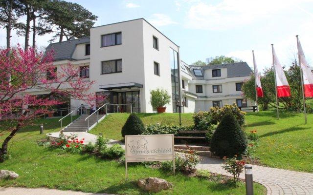 Отель Seminarhotel Springer Schlossl