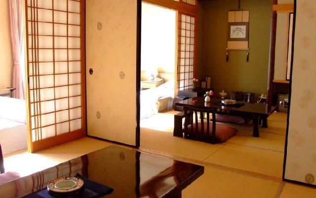 Amagase Kanko Hotel SEITENKAKU Хита комната для гостей