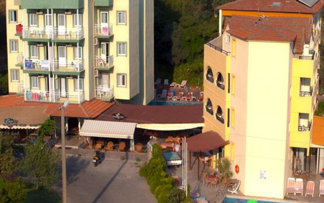 Seler Hotel вид на фасад