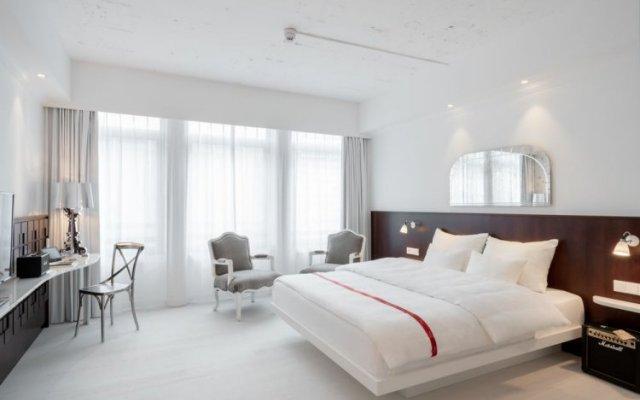 Отель Ruby Coco Dusseldorf Дюссельдорф комната для гостей