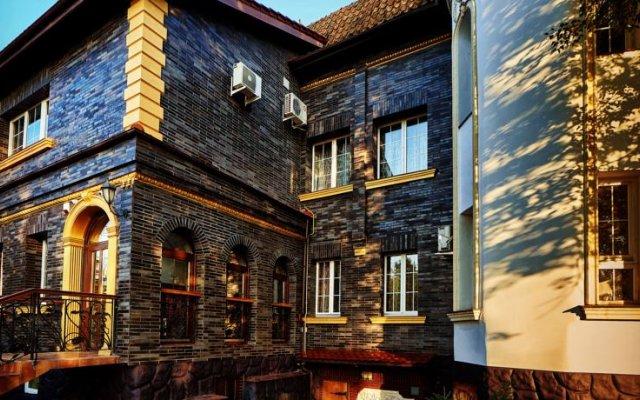 Бутик-отель Анна Калининград вид на фасад