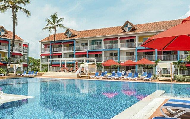 Отель Decameron Marazul - All Inclusive Колумбия, Сан-Андрес - отзывы, цены и фото номеров - забронировать отель Decameron Marazul - All Inclusive онлайн бассейн