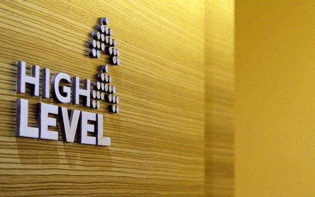 High Level Hostel интерьер отеля