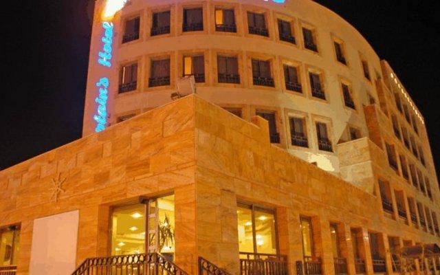 Captains Tourist Hotel Aqaba вид на фасад