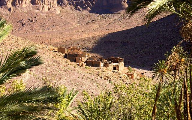 Отель Ecolodge Ouednoujoum Марокко, Уарзазат - отзывы, цены и фото номеров - забронировать отель Ecolodge Ouednoujoum онлайн