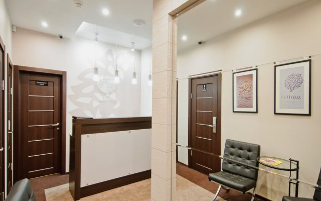 Гостиница Ahotels Design Style интерьер отеля