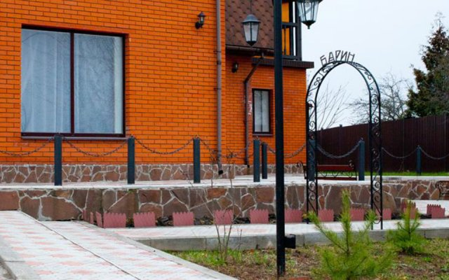 Гостиница Guest House Barin вид на фасад