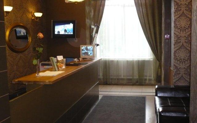 Гостиница На Ленинском интерьер отеля