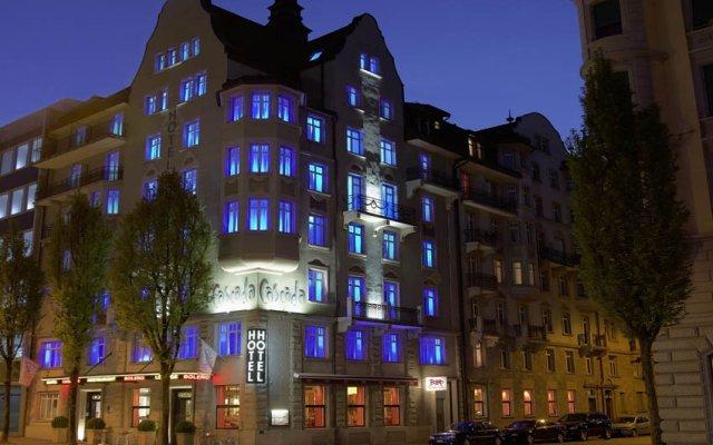 Cascada Swiss Quality Hotel вид на фасад