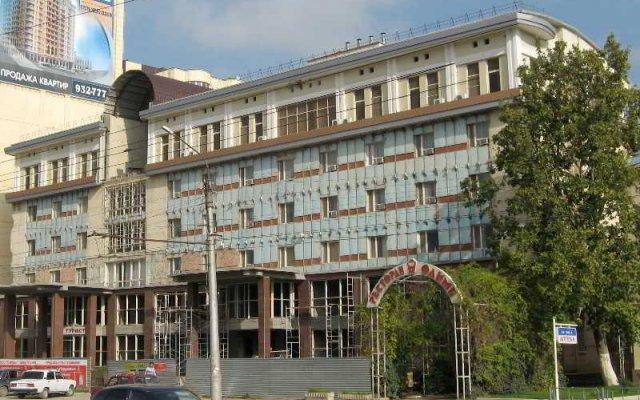 Гостиница Tourist Makhachkala вид на фасад