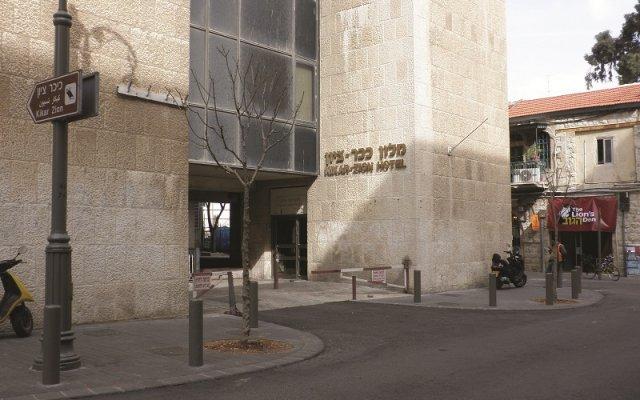 Kikar Zion Израиль, Иерусалим - отзывы, цены и фото номеров - забронировать отель Kikar Zion онлайн вид на фасад