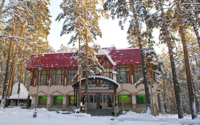 Былина Отель вид на фасад