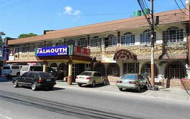 Отель The Falmouth Inn Филиппины, Багуйо - отзывы, цены и фото номеров - забронировать отель The Falmouth Inn онлайн парковка