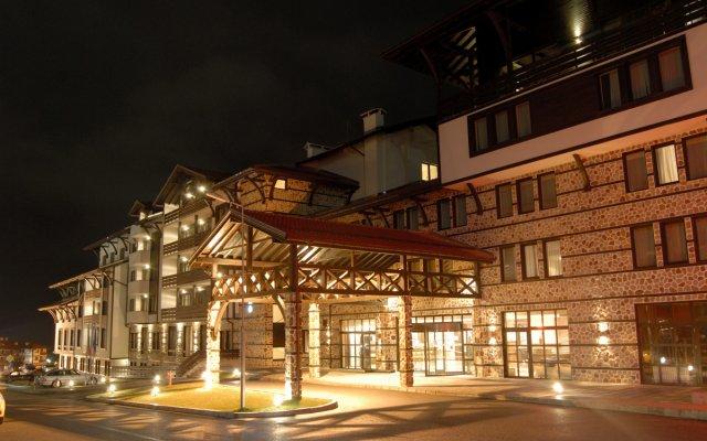 Lion Hotel вид на фасад