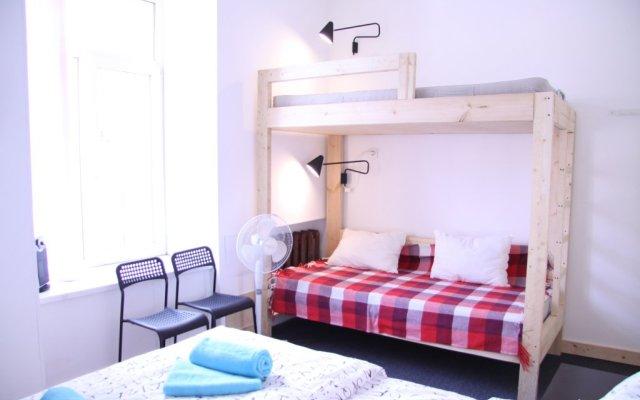 Хостел Архитектор комната для гостей