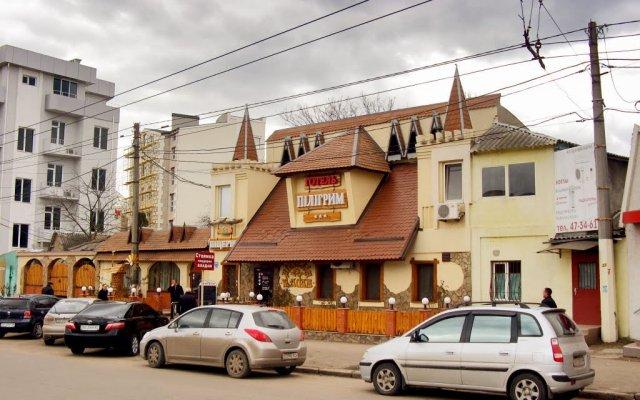 Гостиница Piligrim 1 Украина, Николаев - 1 отзыв об отеле, цены и фото номеров - забронировать гостиницу Piligrim 1 онлайн парковка