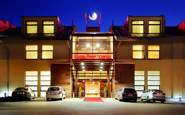 Twardowski Hotel Poznan Познань вид на фасад