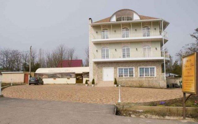Shik i Dym Hotel вид на фасад