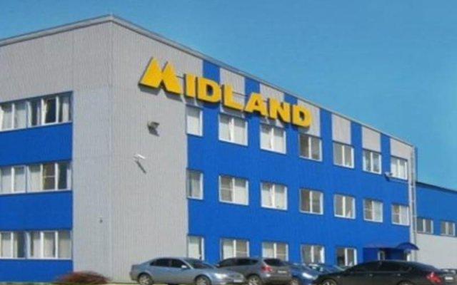 Гостиница Midland Sheremetyevo в Химках - забронировать гостиницу Midland Sheremetyevo, цены и фото номеров Химки вид на фасад