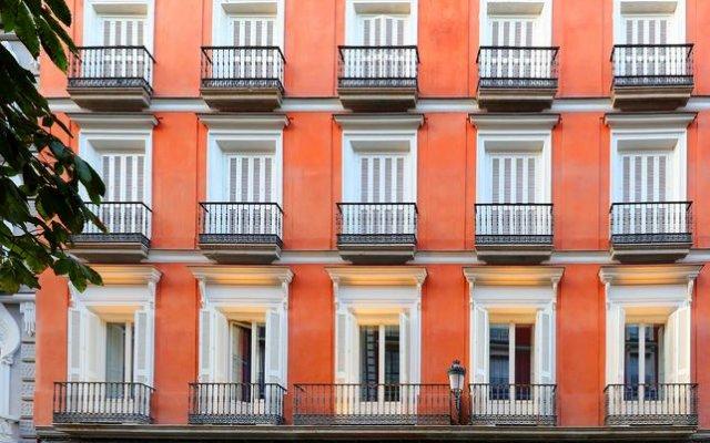 Отель Axel Hotel Madrid – Gay friendly Испания, Мадрид - 2 отзыва об отеле, цены и фото номеров - забронировать отель Axel Hotel Madrid – Gay friendly онлайн вид на фасад