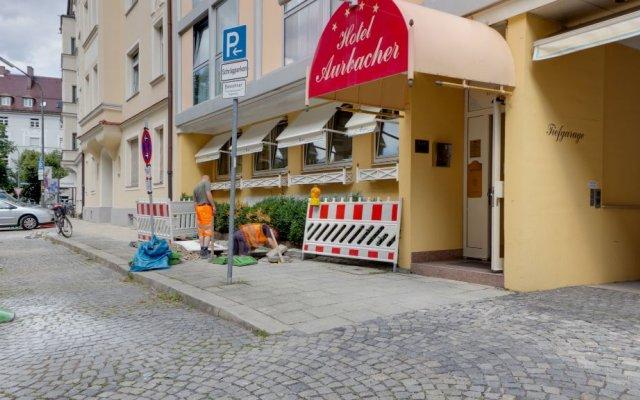 Aurbacher Hotel парковка