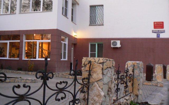 Гостиница Стиль в Липецке отзывы, цены и фото номеров - забронировать гостиницу Стиль онлайн Липецк вид на фасад