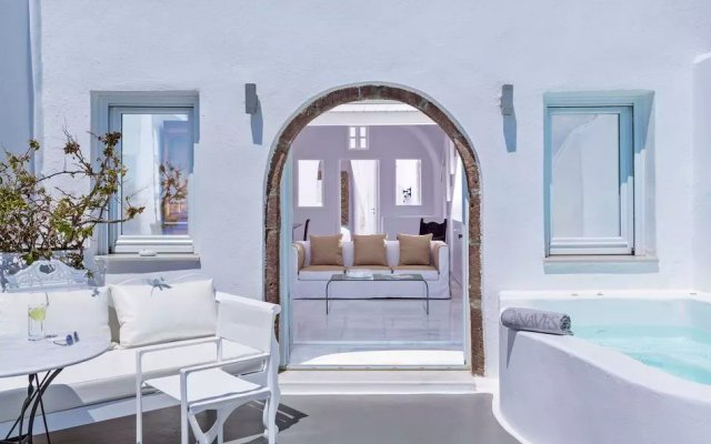 Canaves Oia Hotel спа