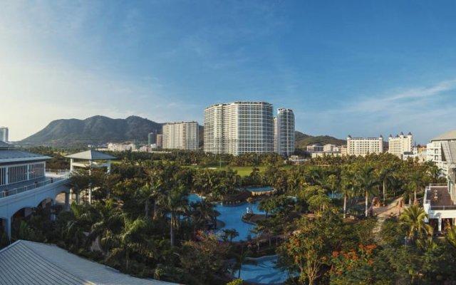 Отель Mingshen Jinjiang Golf Resort балкон