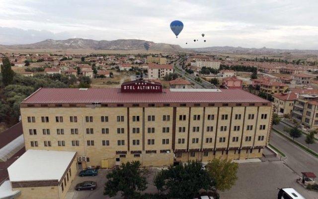 Отель Altinyazi Otel