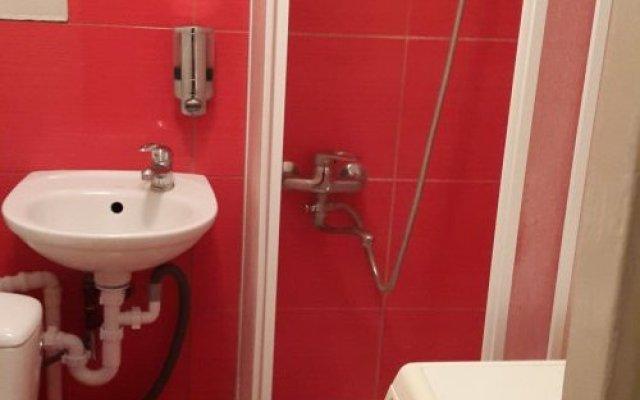 Апартаменты U Muzeya Mirovogo Okeana Apartments Калининград ванная