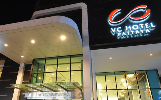 VC Hotel вид на фасад