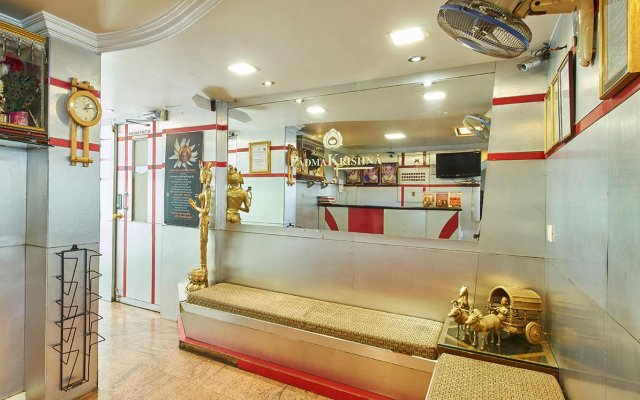 Hotel Padma Krishna интерьер отеля